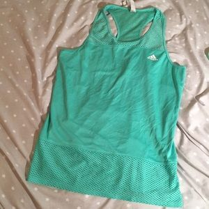 Adidas Climalite workout clothes